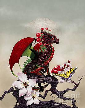 Cherry Dragon by Stanley Morrison