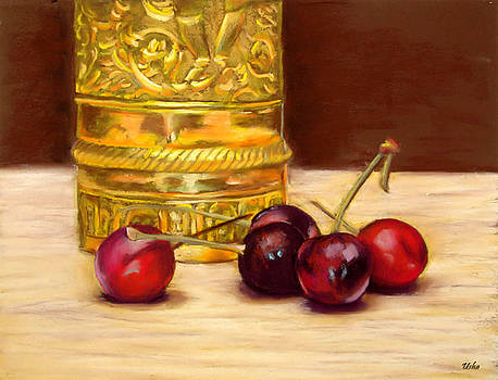 Cherry by Usha P