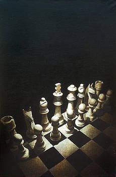 Chess 2 by Josep Roig