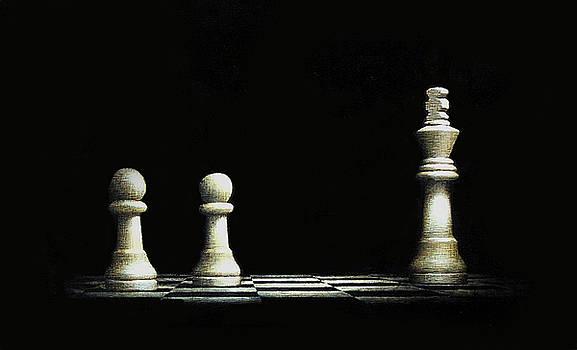Chess 3 by Josep Roig