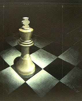 Chess 4 by Josep Roig