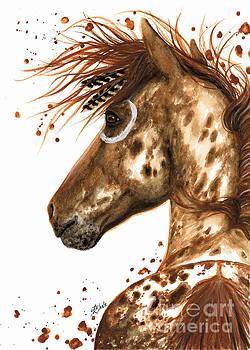 Appaloosa Horse by AmyLyn Bihrle
