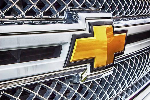 Chevrolet Grill by Tammy Chesney