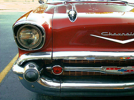 Chevy Bel Air  by Jame Hayes