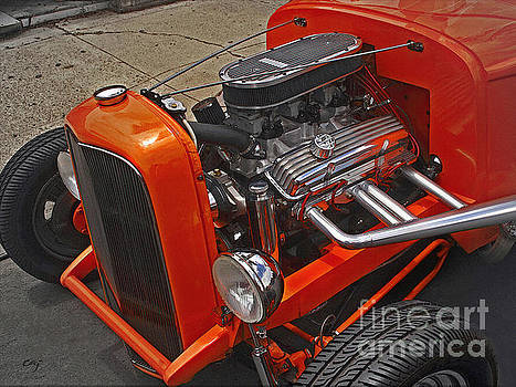 Chevy Small Block by Curt Johnson