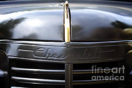 Chevy Street Rod by Linda Lees