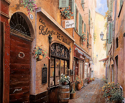 Chez Palmyre by Guido Borelli