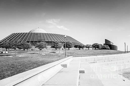 Paul Velgos - Chicago Adler Planetarium Black and White Picture