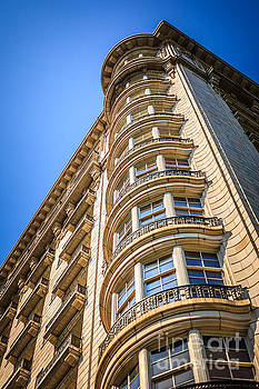 Paul Velgos - Chicago Architecture of an Old Stone Building