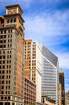 Paul Velgos - Chicago Michigan Avenue Buildings