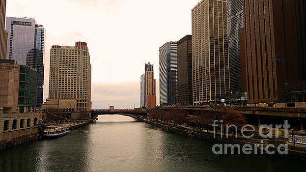 Chicago Rive by Elizabeth Coats