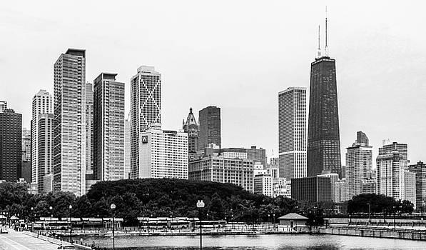 Julie Palencia - Chicago Skyline Architecture