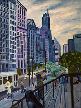 Chicago by Tabetha Landt Hastings