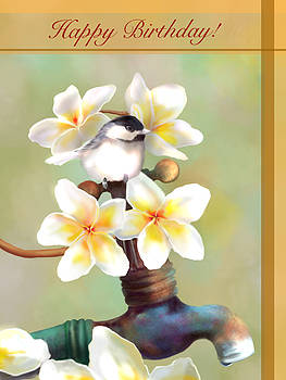 Chickadee by Kristina Becker