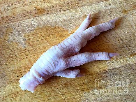 Chicken Foot by Henrik Lehnerer