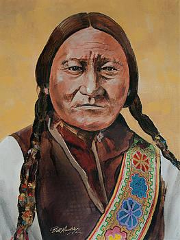 Chief Sitting Bull by Bill Dunkley