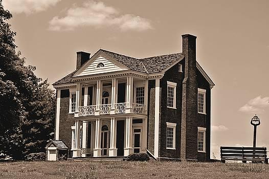 Chief Vann's House by Tara Potts