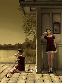 Childhood Call by Britta Glodde