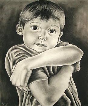 Childhood Innocence by Ashley Warbritton