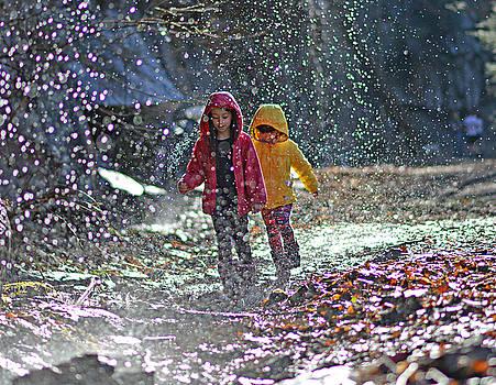 Childhood by Lj Lambert