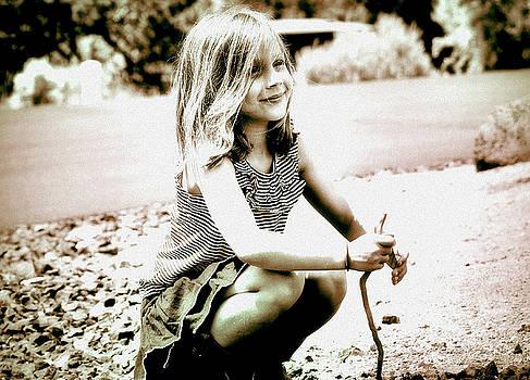 Childhood Memories by Barbara Dudley