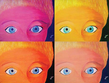 Children Emotions by Alexandra Torres