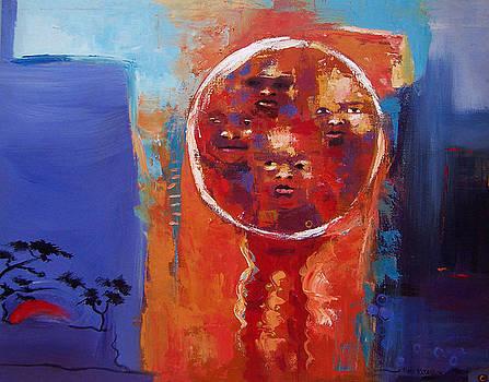 Children of the Delta by Timi Kakandar