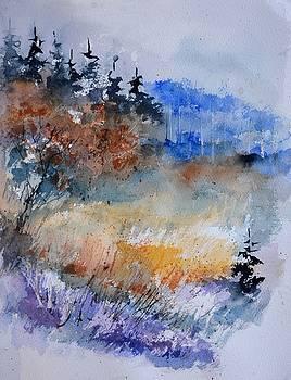 Chilly Morning by Pol Ledent
