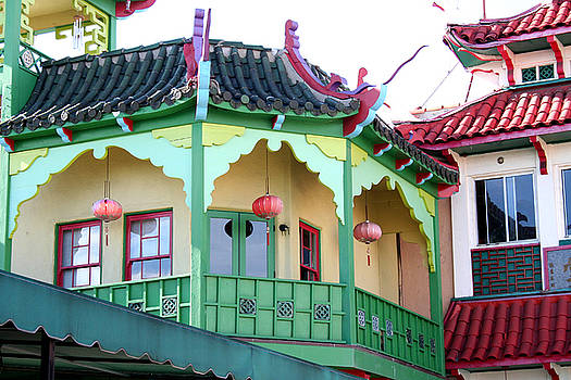 China Town LA by Shelly Davis