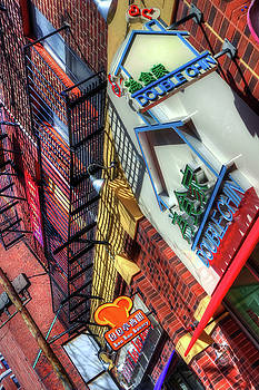 Chinatown - Boston by Joann Vitali
