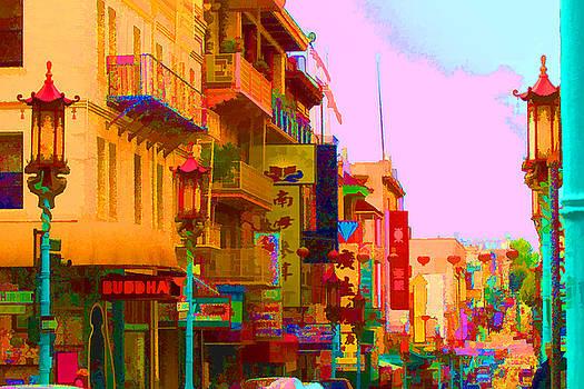 Chinatown Number One by Noel Zia Lee
