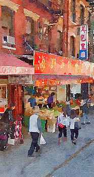 Chinatown by Tears of Colors Gallery