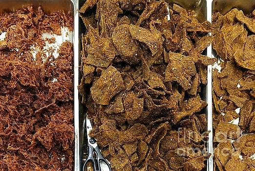 Chinese Style Beef and Pork Jerky by Yali Shi
