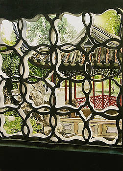 Alfred Ng - Chinese Window