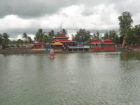 Chinnamasta Bhagawati Temple by NirajkKarn
