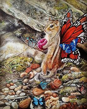 Chipmunk by Valdengrave Okumu
