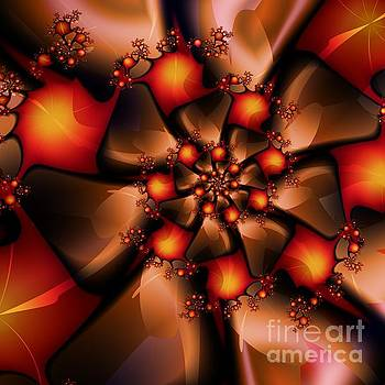 Chocolate Berry Burst by Michelle H