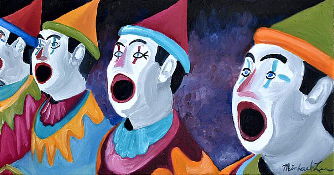 Choir Boys by Michael Lee