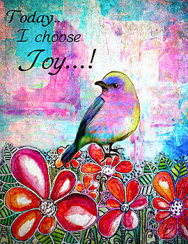 Choose Joy by Robin Mead