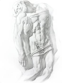 Christ 1 by Valeriy Mavlo