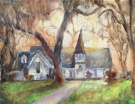Christ Church St. Simons by Lisa Blackshear