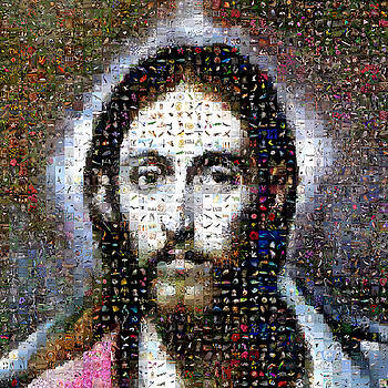 Christ by Gilberto Viciedo