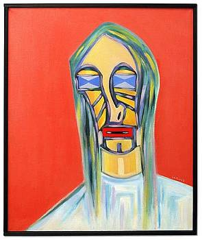 Christ by Waldemar Jarosz