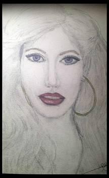 Christina Aguilera by Dayna Winters