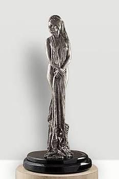 Christina I, Platinum by Richard MacDonald