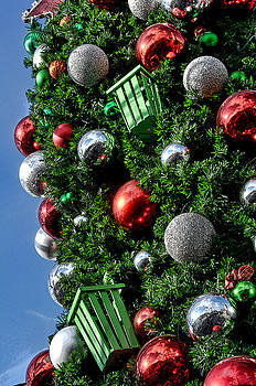 Christmas Balls by Mark Madere