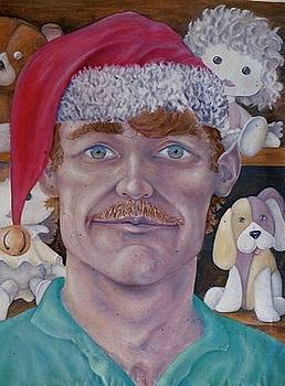 Christmas Elf by Michael Ryan