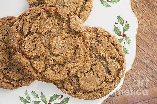Edward Fielding - Christmas Gingerbread Cookies