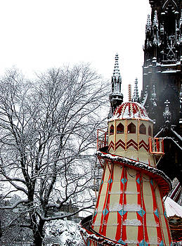 Christmas Helter Skelter Scotland by Heather Lennox