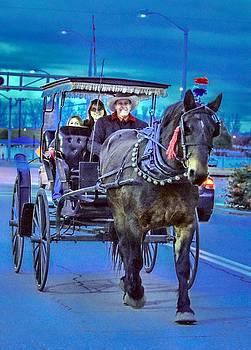 Christmas in Kansas by Abbie Loyd Kern